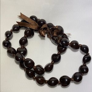 Jewelry - Kukui Nut Lei Necklace